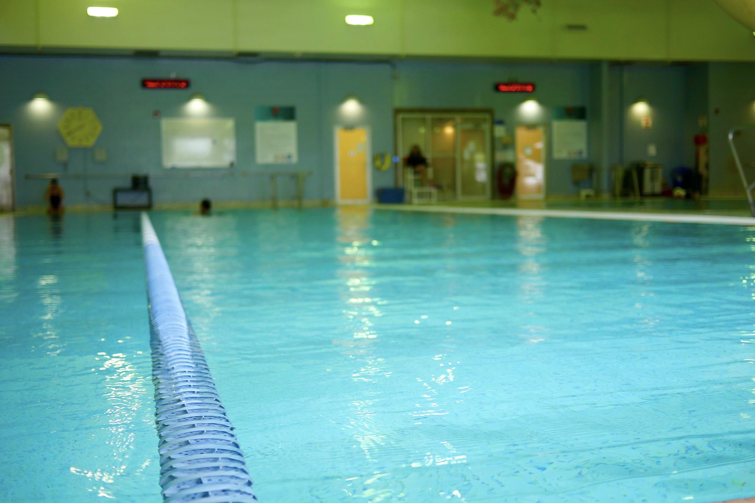 YMCA Regina north pool